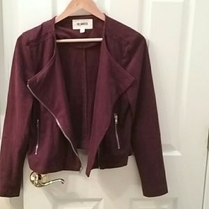 A crop jacket new, only worn once